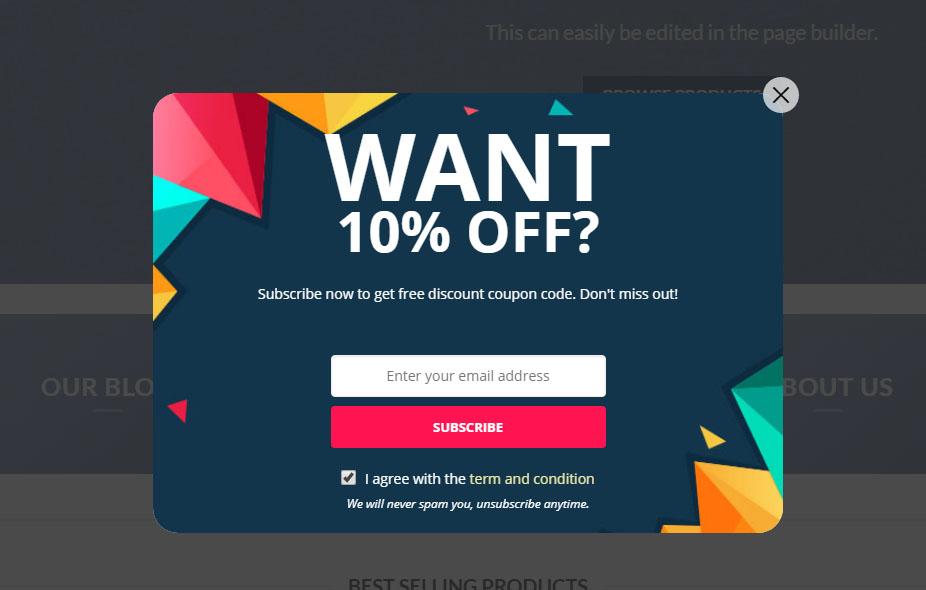 WooCommerce Coupon Box - Woocommerce Subscription plugin