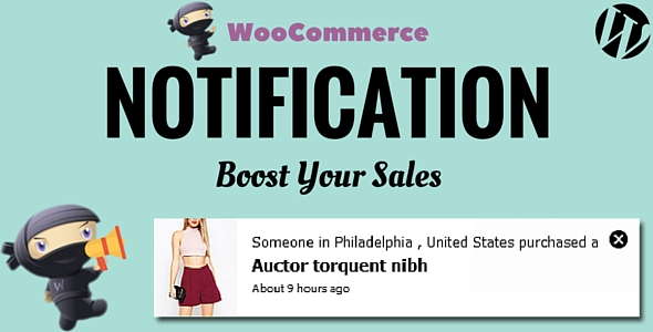 WooCommerce Notification