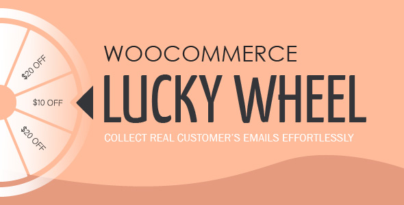 WooCommerce Lucky Wheel