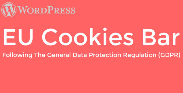 WordPress EU Cookies Bar