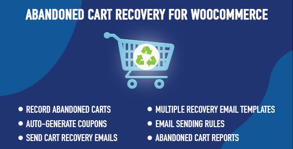 Cart Recovery Email